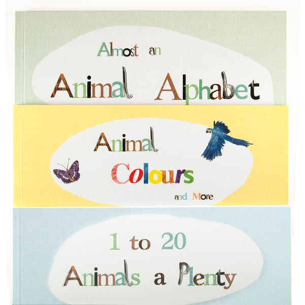 Image of All the Animal Titles