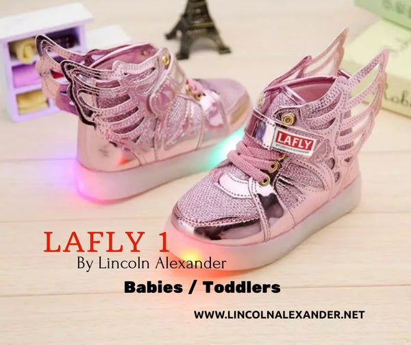Image of LAFly 1 - Toddlers - Pink