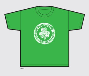 Image of SSJ St. Patty's Day T Shirt