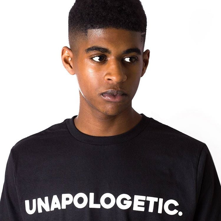 Image of Unapologetically Black Unisex T-Shirt