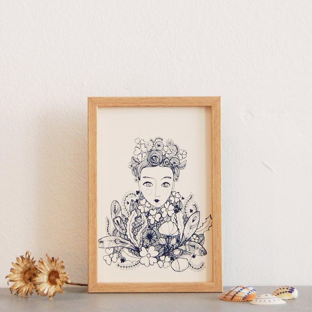 Image of Frida - Card