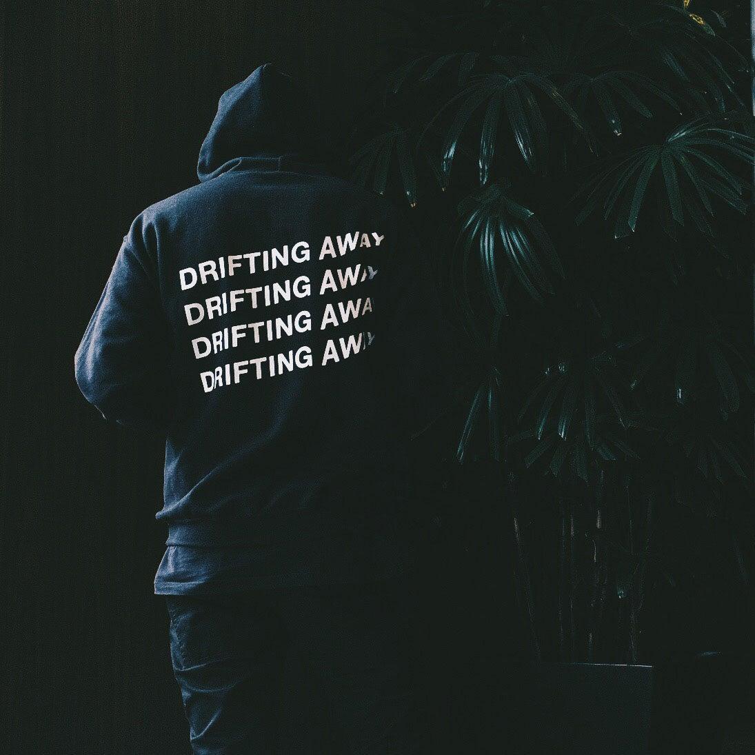 Image of Drifting Away Hoodie