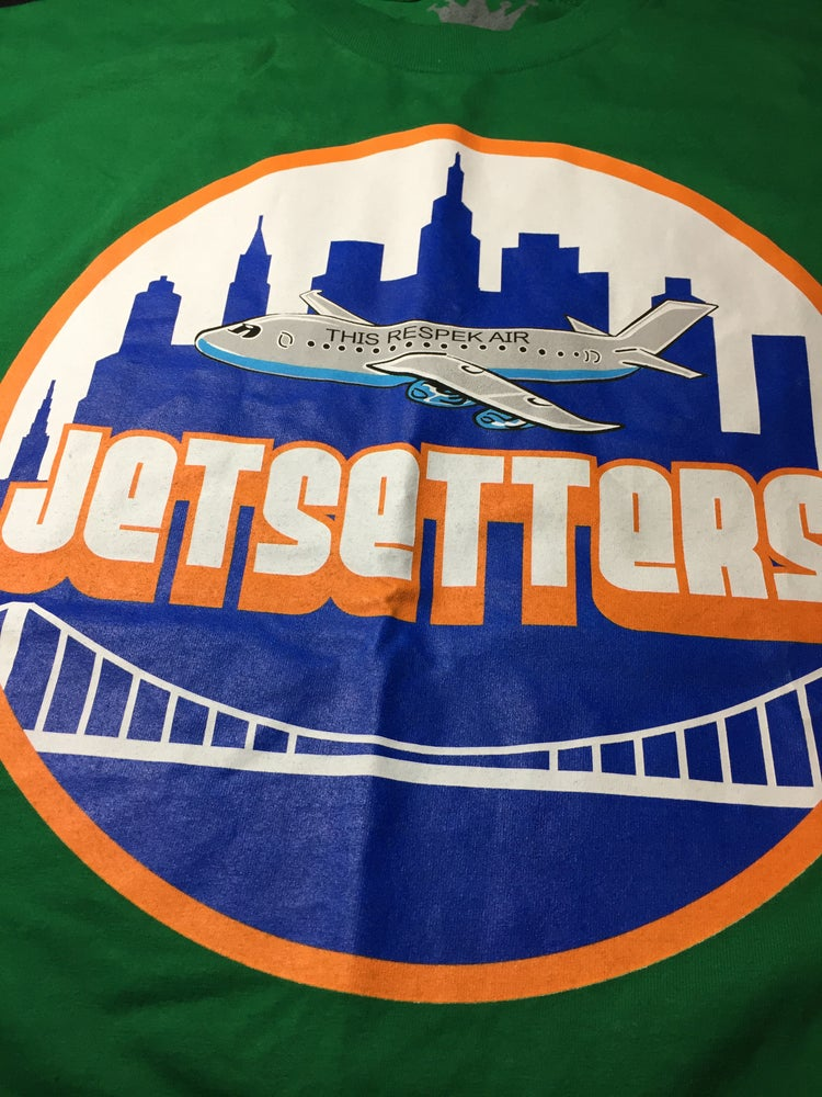 """Image of """"JetSetters"""" - Green"""
