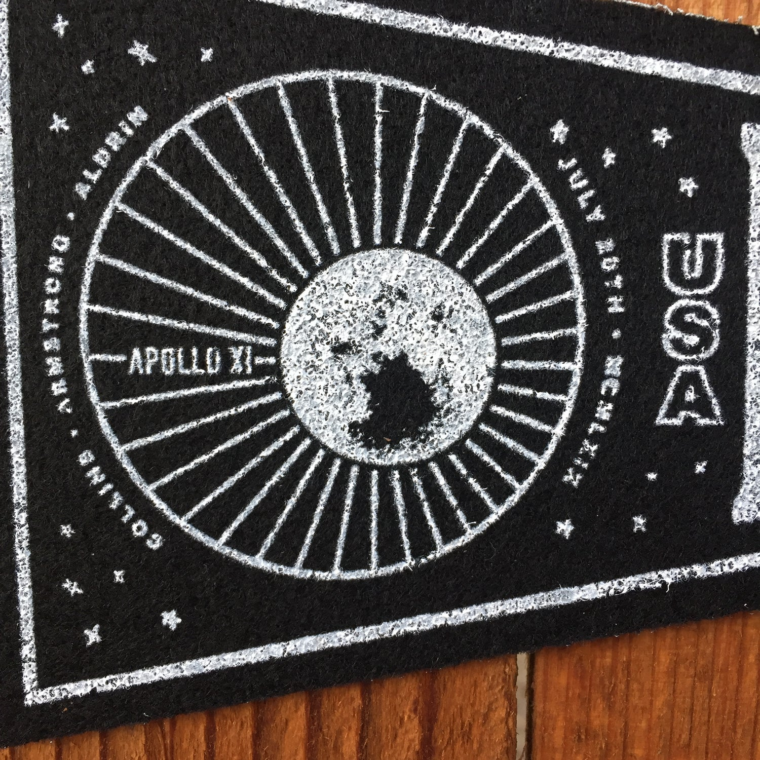 Image of Space Mini Pennant