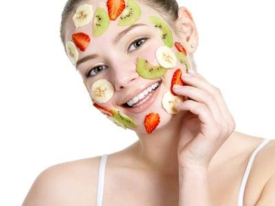 Image of Masker Wajah Untuk Kulit Kering