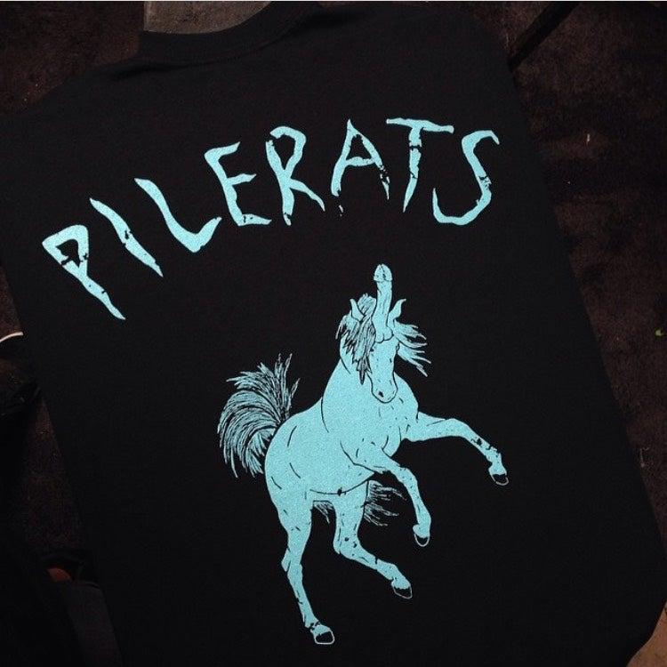 Image of Pilerats Old School Tee