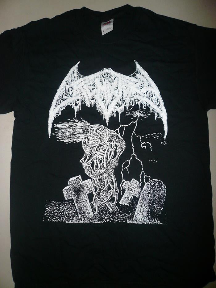 "Image of Crematory "" Wrath from The Unknown "" T shirt"