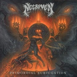 Image of Necroven - Primordial Subjugation  CD