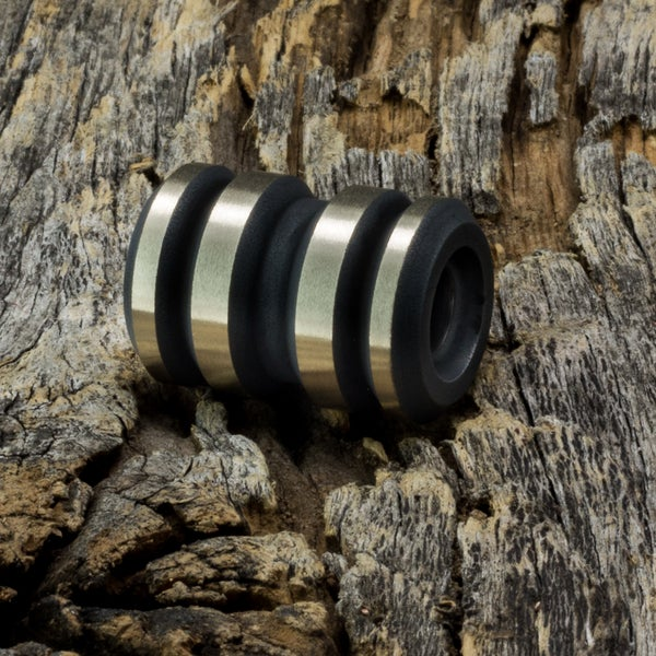 Image of Tank Brass Dark Side Bead