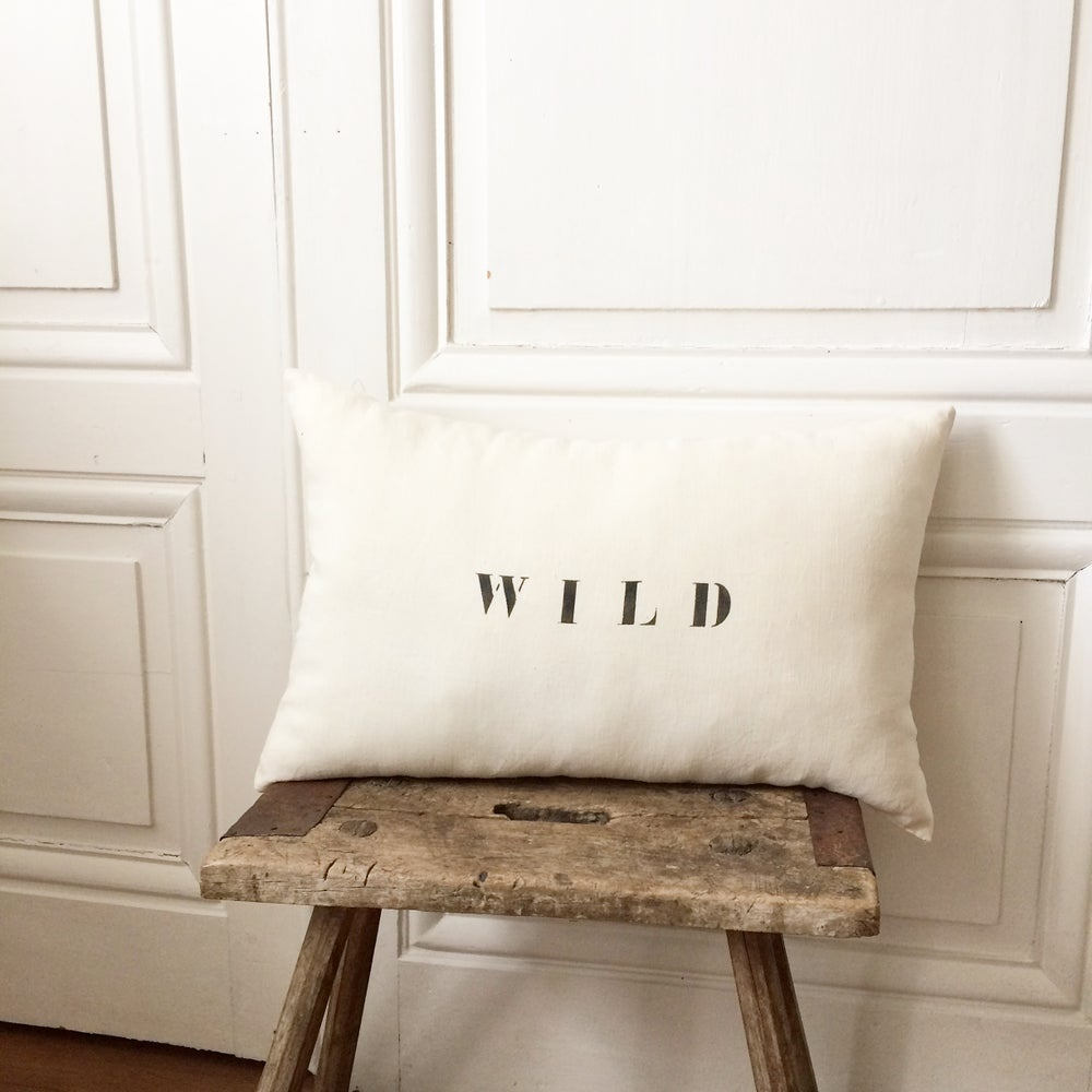 Image of coussin WILD