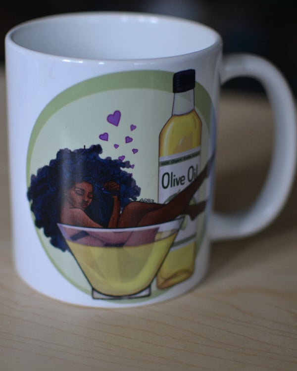 Image of Oil Series Mugs