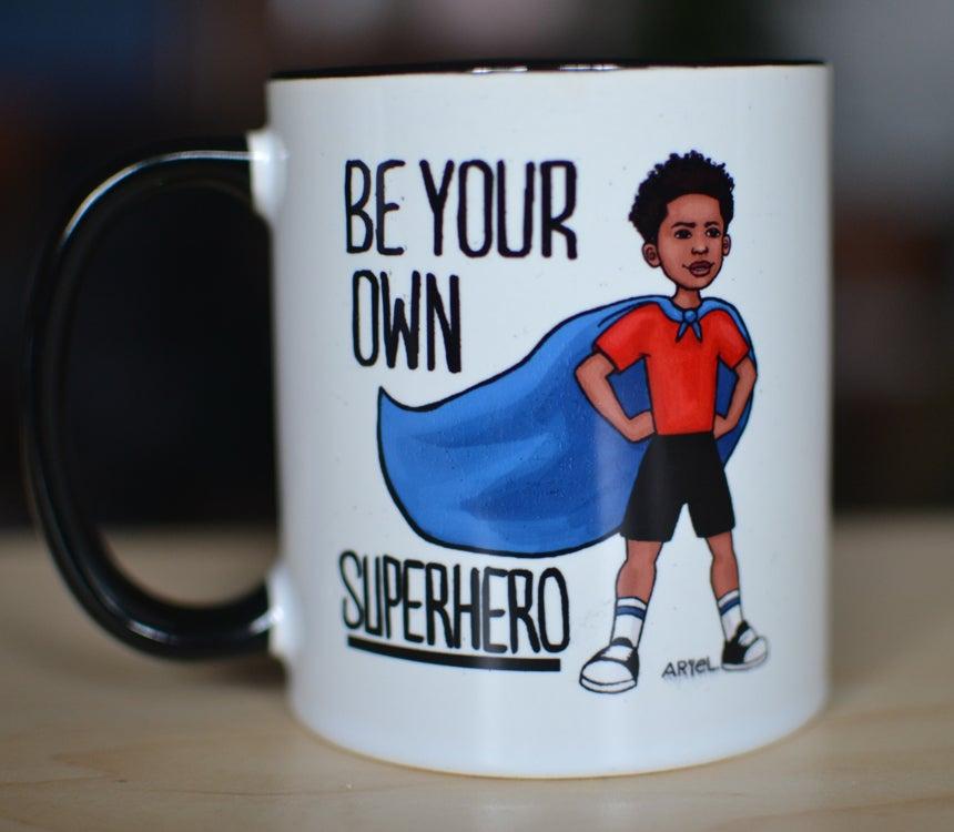 Image of Superhero Mugs