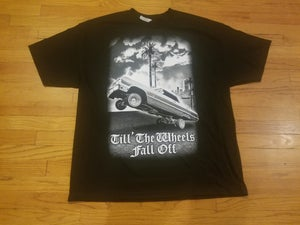 Image of Till the wheels fall off