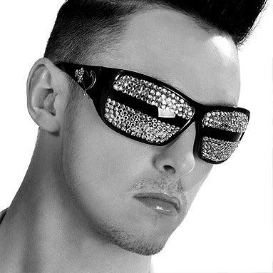Anoosh New Black Diamond Sunglasses Ltd Edition
