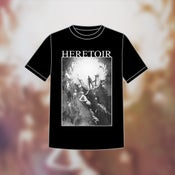 "Image of Heretoir - ""The Circle"" (Omega) T-Shirt"