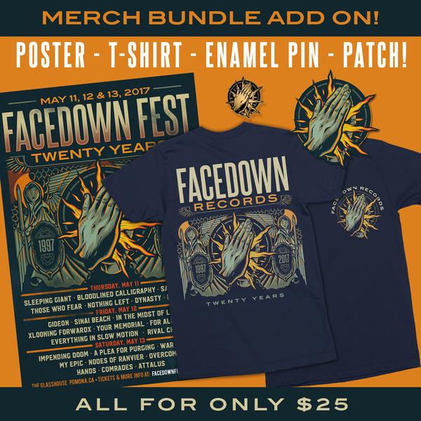 Image of Merch Bundle Add On