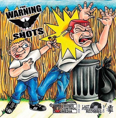 Image of Antagonizers ATL & The Warning Shots Split