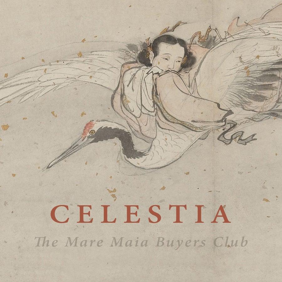 Image of CELESTIA: The Mare Maia Buyers Club