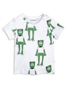 Image of Frogs SS tee, Green, MINI RODINI