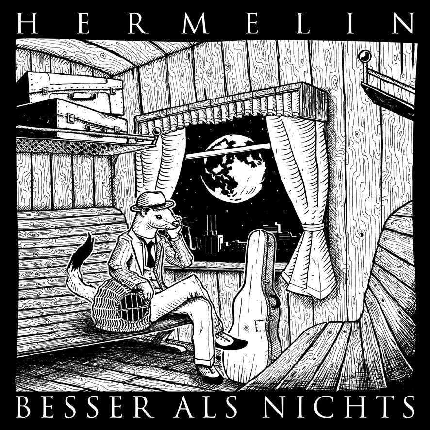 Image of Hermelin - Besser Als Nichts LP