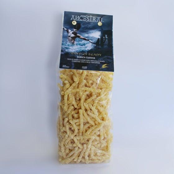 Image of Pasta - Busiate - Wind of Egadi