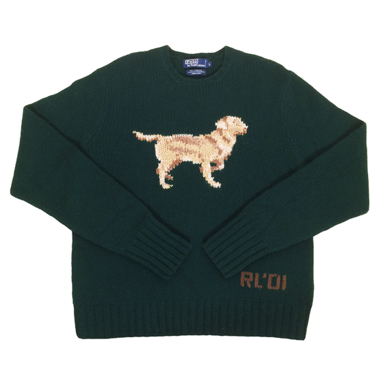 Image of RL '01 Dog Sweater