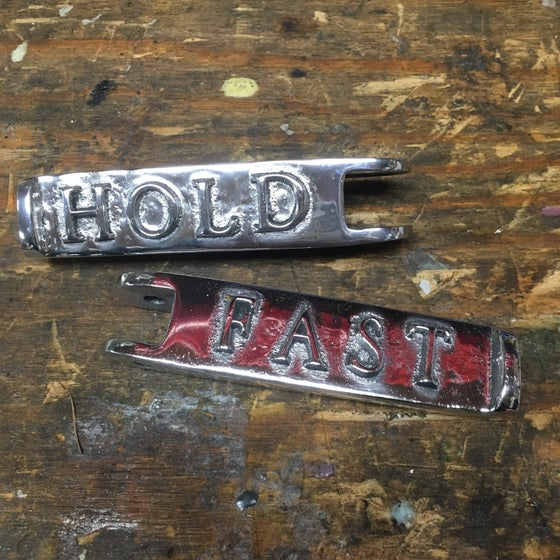 Image of Hold Fast pegs
