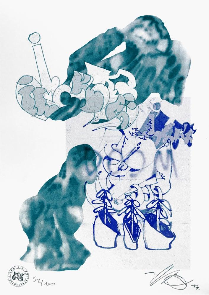 Image of Ilk — Doom print