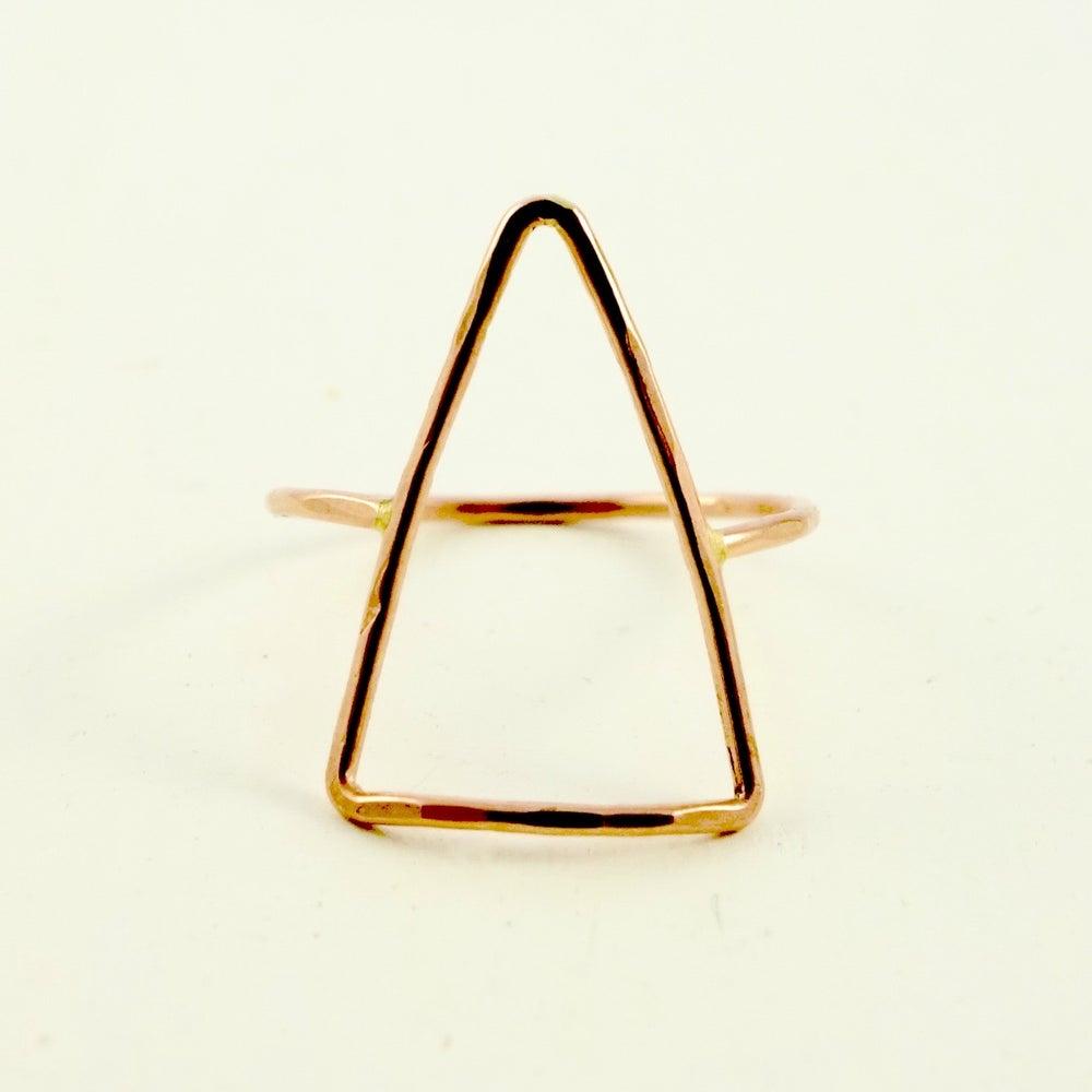 Image of big Trinity Ring