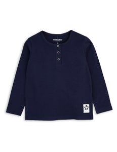 Image of Basic grandpa, Navy, MINI RODINI