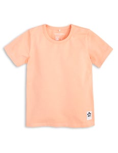 Image of Basic SS tee, pink, MINI RODINI