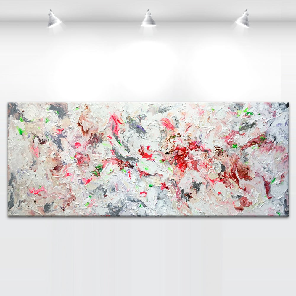 Image of 'Niveis' - 60x152cm (reserved for Deborah)