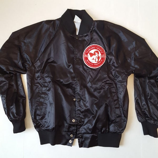 Image of Wrong Doers Academy Training Session Jacket