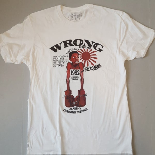 Image of Wrong Doers Kid Gloves Trainer tee