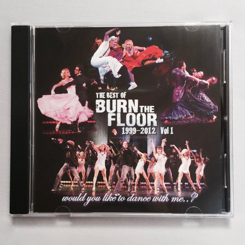 Image of Best of 'BURN THE FLOOR' Vol. 1
