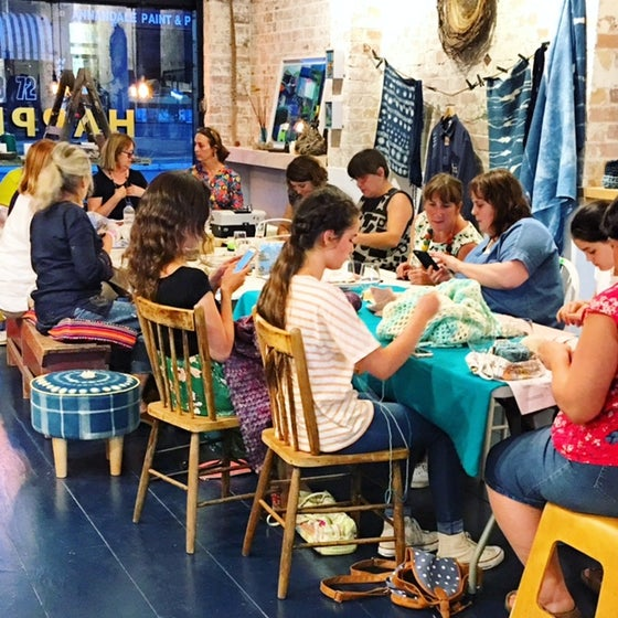 Image of  TUESDAY CRAFT NIGHT IN @ THE HAPPENSTORE STARTING JULY4TH