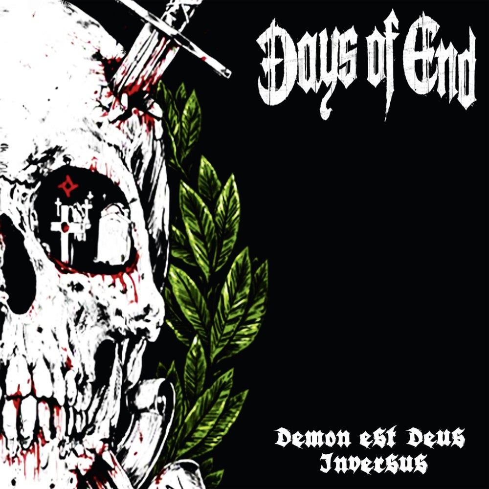 Image of Days Of End - Demon Est Deus Inversus CD