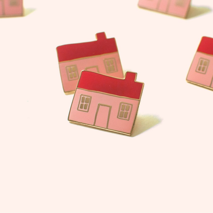 Image of Little House Pin