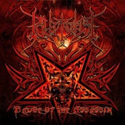 Image of POLTERCHRIST- BADGE OF THE ASSASSIN CD