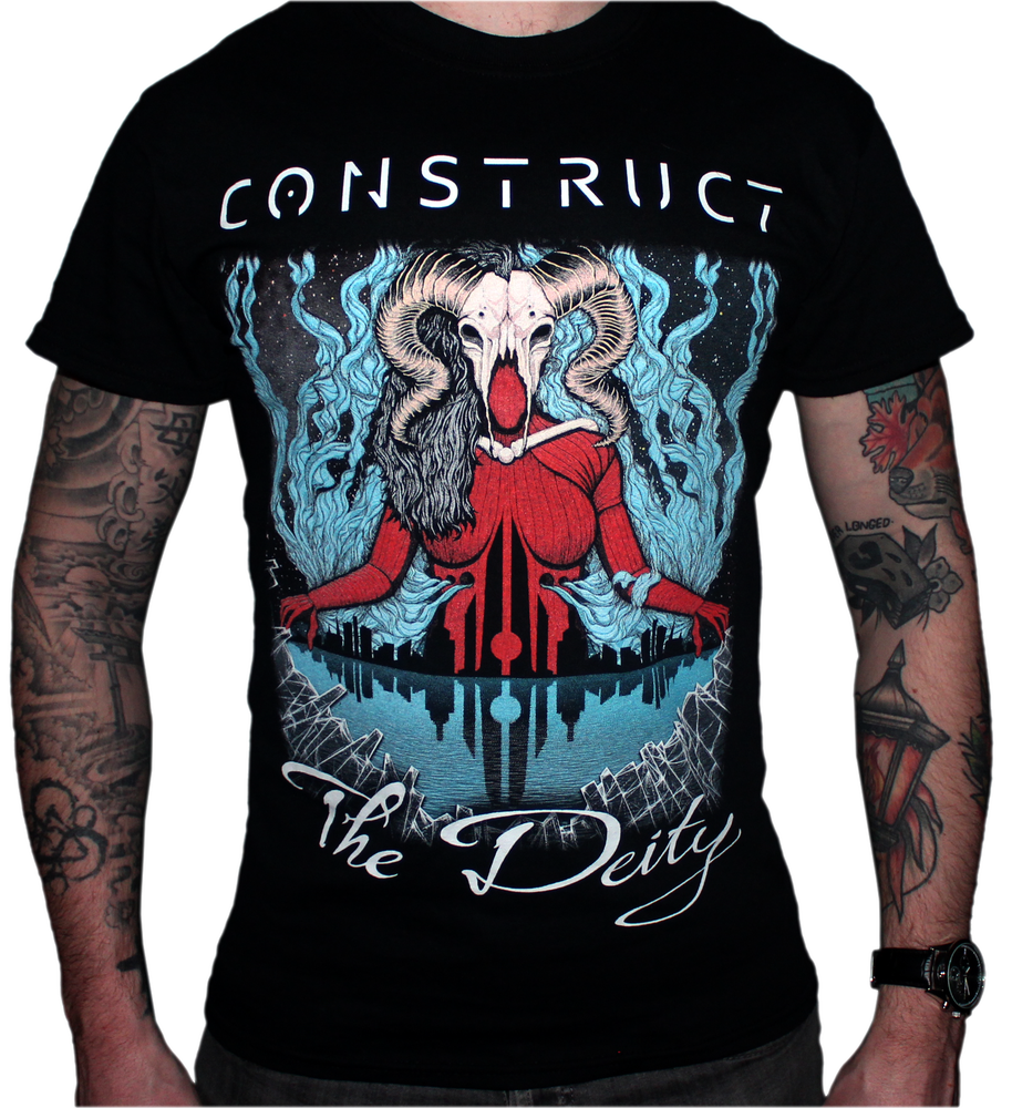 Image of 'The Deity' Album T-Shirt