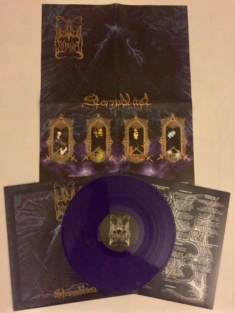 Image of Dimmu Borgir - Stormblåst LP