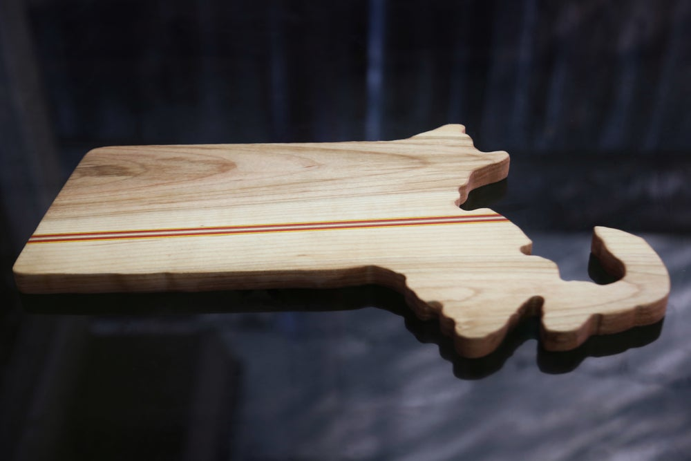 Image of Custom State Cutting Boards