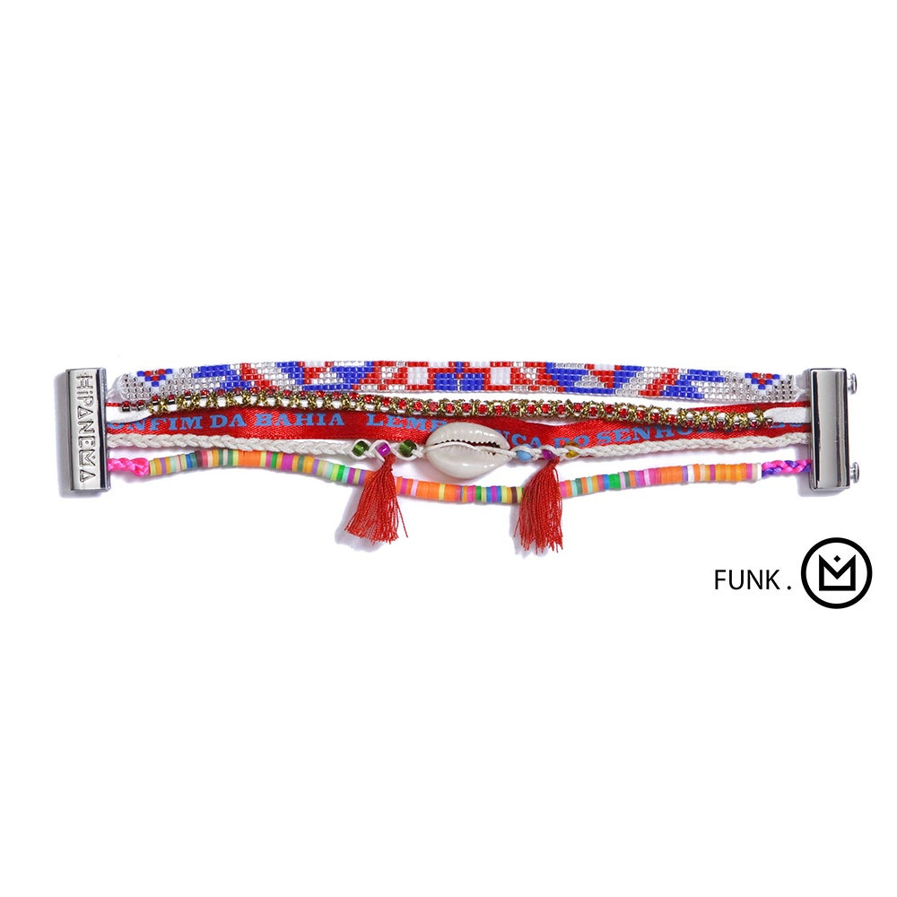 Bracelet Funk - HIPANEMA