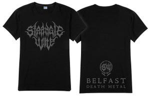 Image of Pre-Order - Strangle Wire Logo Shirt