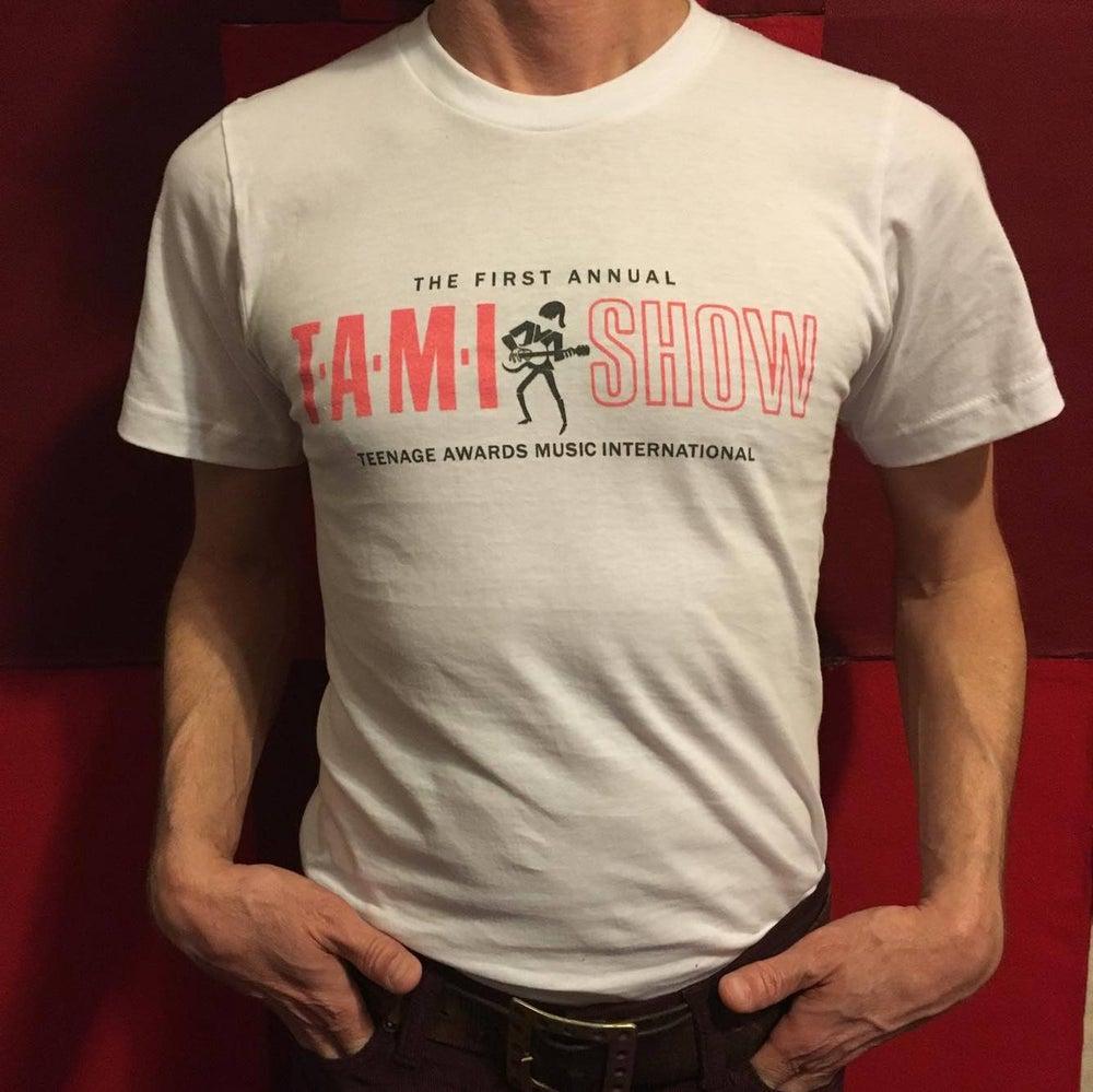 Image of T.A.M.I. Show t-shirt