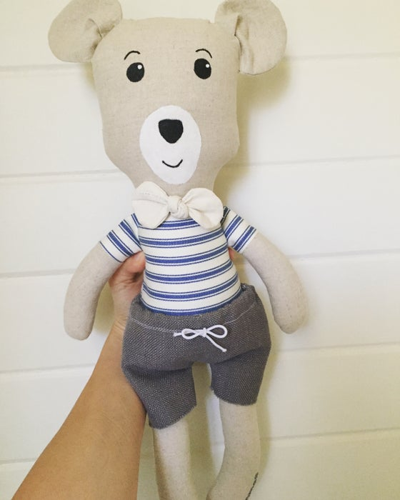 Image of Hugo Bear