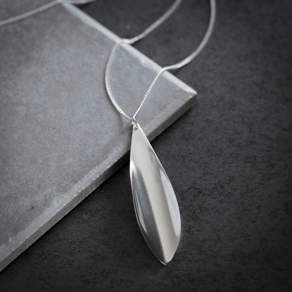 Image of Leaf Necklace