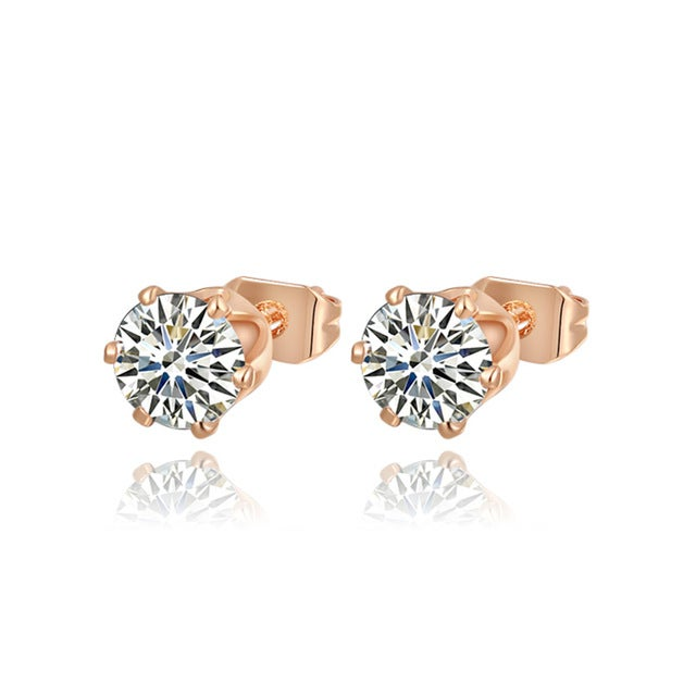 Image of Stud Studs (Rose Gold Plated) from Don Benjamin