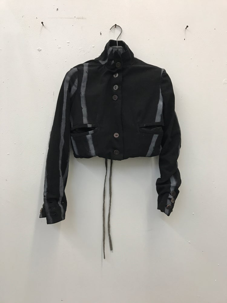 Image of Raeburn Cropped Jacket