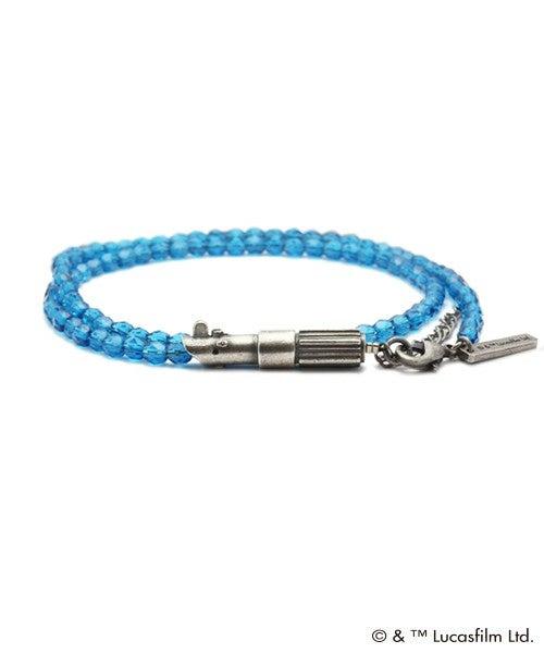 Image of Jam Homemade x Star War - Bracelet Blue Bead